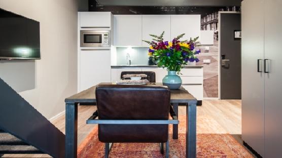 Yays Oostenburgergracht Concierged Boutique Apartments 109